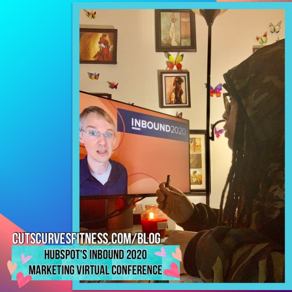 Kyle Jeppson. Hubspot's Academy e-learning trainer. At the HubSpot INBOUND Virtual Conference 2020. Estee D Ratliff. Cuts Curves Fitness Blog.