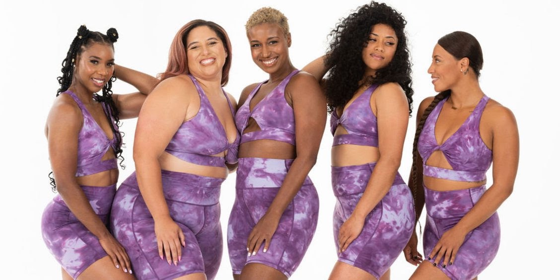 Thick Athletics Apparel Summer 2021 Tie Dye Collection