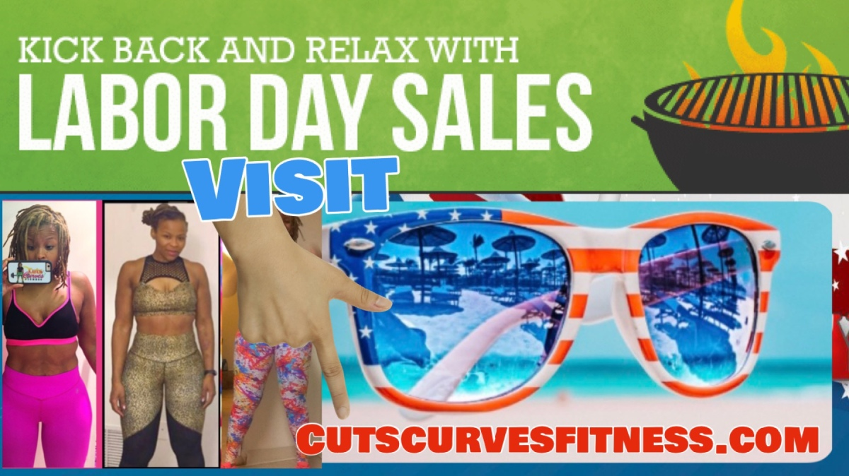 Labor Day Deals at Cuts & Curves Fitness